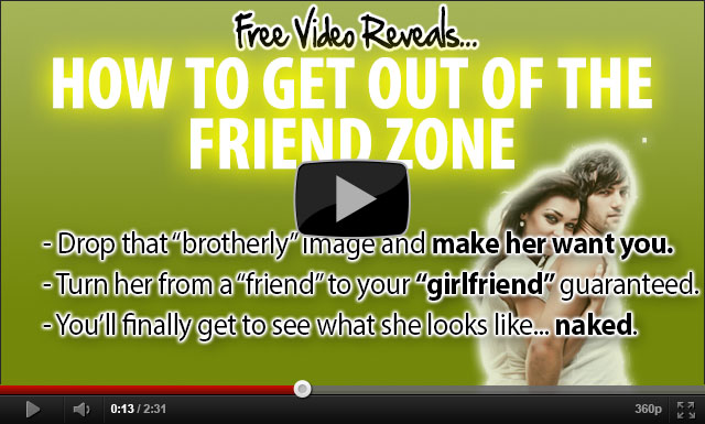 escape the friend zone If you have ever struggled in vain to determine ways to get out of the friend zone, well this is for you my dear.